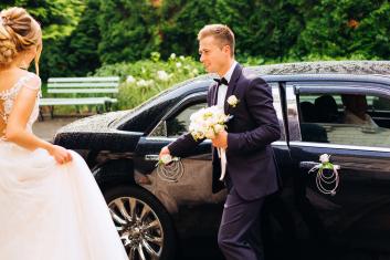 Hochzeitstransfer Service