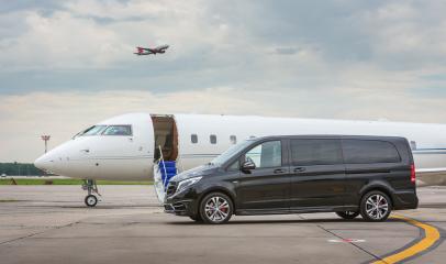 Flughafen Transfer Service, Gepäck Begleitung